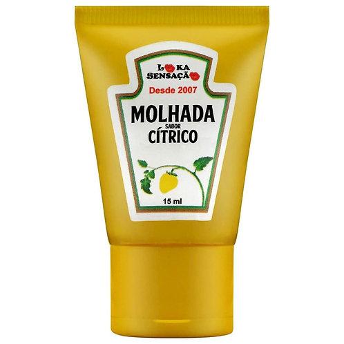 Gel MOLHADA 15ML - Sabor Cítrico