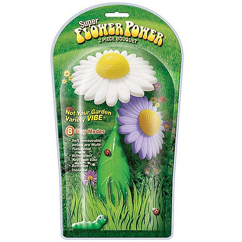 Vibrador Flor