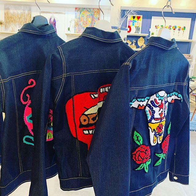 Beautiful #Denim #Jackets from _anachonm