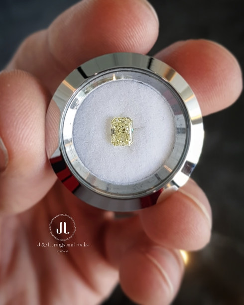 Diamante canario