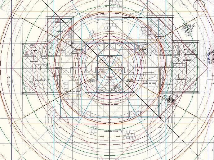 Aplicación de geometría