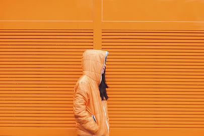 Orange on Orange