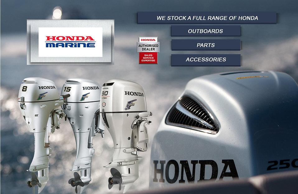 Honda Outboard Sands Marine