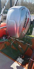 Mariner 40hp 4 stroke outboard