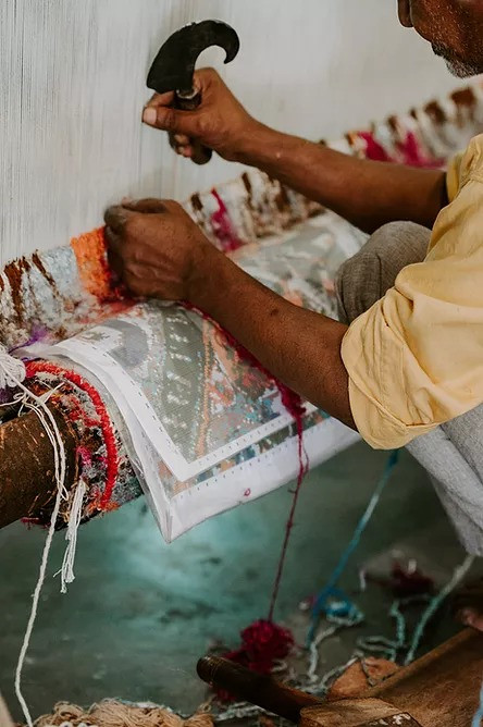 Fashion materials can be made ethically from sustainable fabrics!