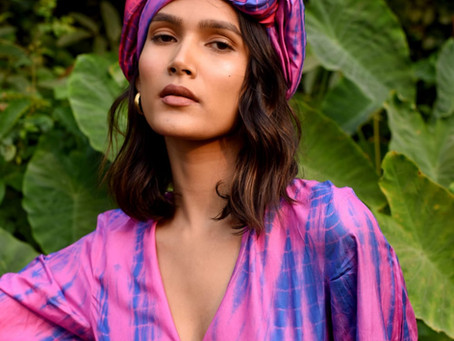 Sustainable clothing manufacturers who use stunning tie dye techniques!