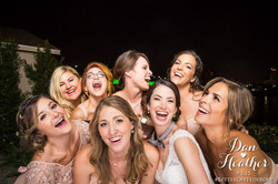 Long Beach Bride Hair and Makeup