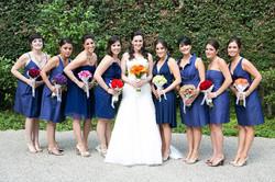 Elegant Hollywood Wedding