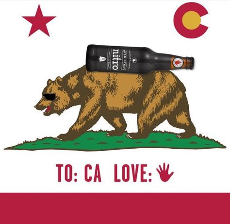Left Hand Comes To Cali