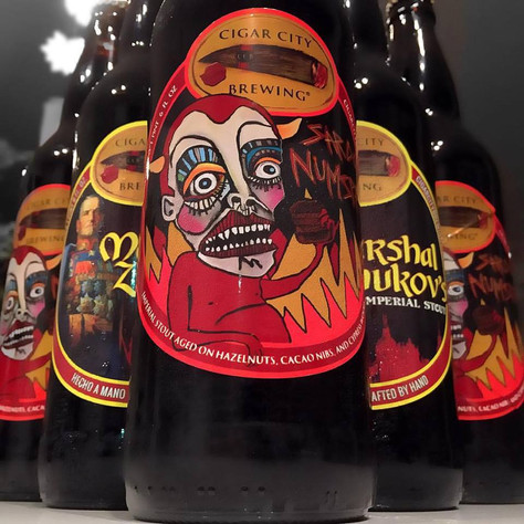 Cigar City Bottle Release x 2 + Extra