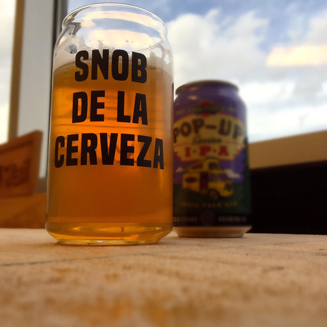 Beer Timez Glassware | Snob De La Cerveza