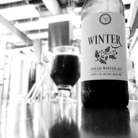 Six Ten Brewing - Winter Spiced Ale