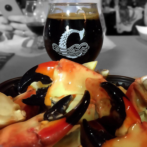 Coppertail Brewing Co | Capt'n Jack's Stone Crab Dinner