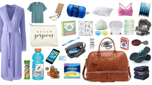 Mummy stuff to pack for a hospital bag - From a midwife's perspective