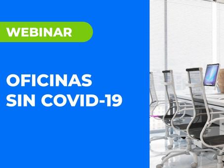 Webinar internacional: Oficina sin Covid-19