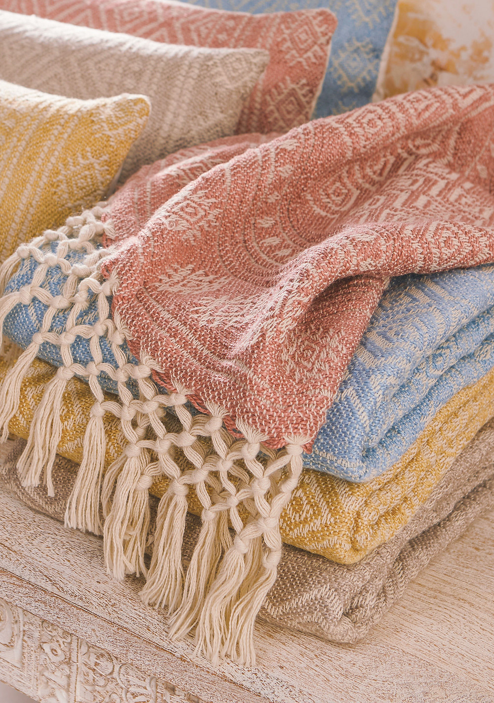 Recycled Plastic Bottle Eco-Friendly Ethical  washable throw picnic blanket