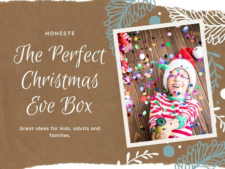 How To Make The Perfect Christmas Eve Box: Ideas for Kids and Adults