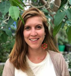 Aliza Mchugh, Director of Partnerships & Campus Coach
