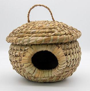 Handmade Fair Trade Exotic Bird House