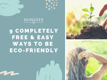 9 Great Free Ways To Be More Eco-Friendly in Your Home - Without Costing You a Penny