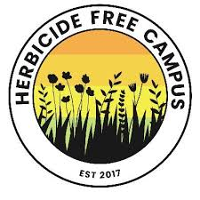 Herbicide Free Campus Logo