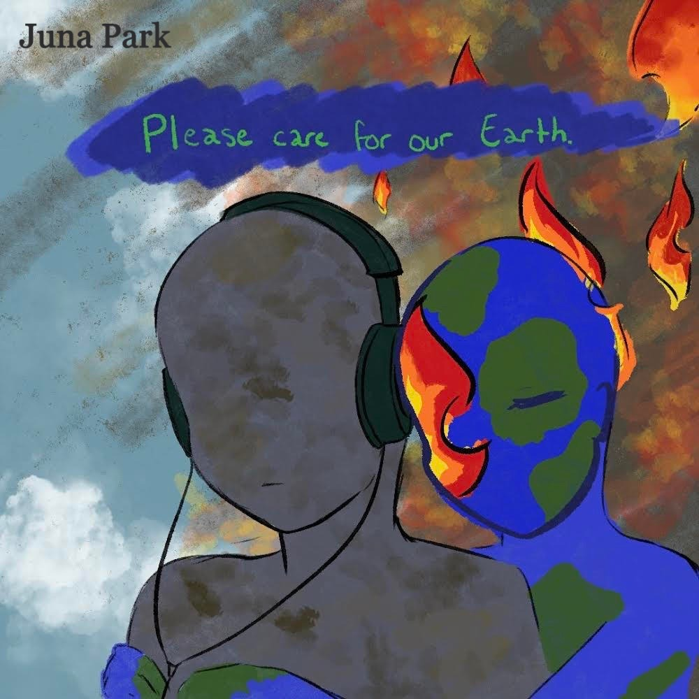 Digital art from Juna Park