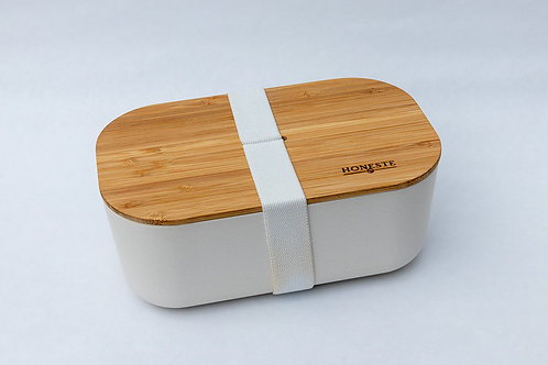Eco Friendly Bamboo Large Lunchbox