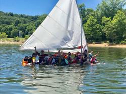 Lake Monroe Youth Sailing Camp