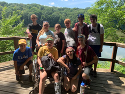 Bradford Woods Environmental Explorers Camps