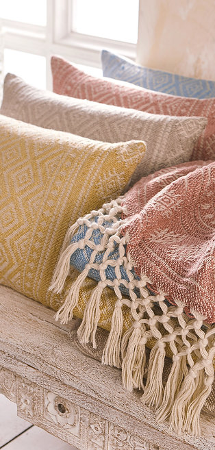 Eco-Friendly 100% Recycled Cushion Cover