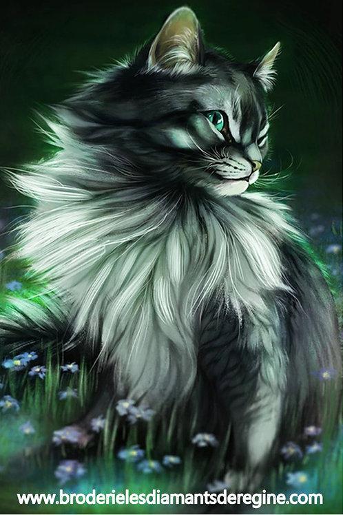 le chat magnifique