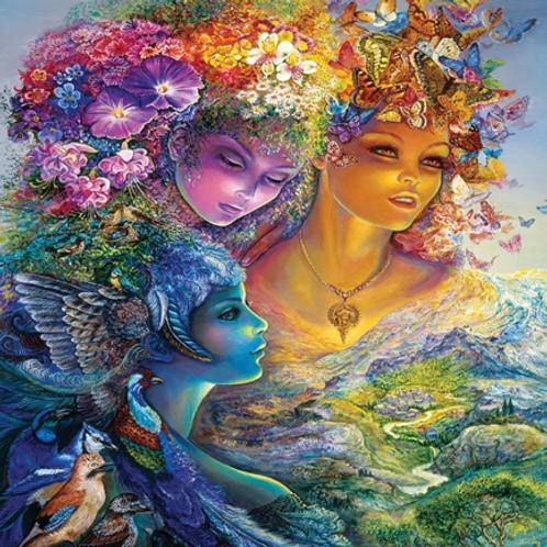 Anges, fées, papillons