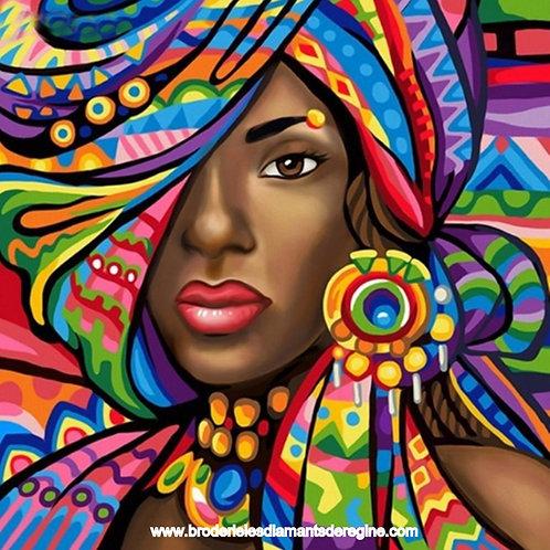 La belle Africaine
