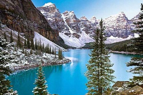 Que la montagne est belle( plus en stock précommande possible)