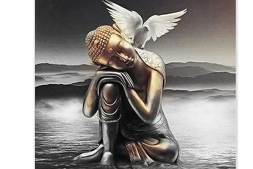 Bouddha colombe
