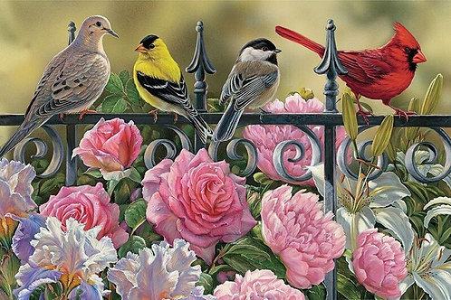 Le repos des oiseaux