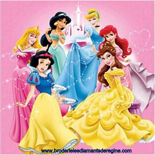les six princesses
