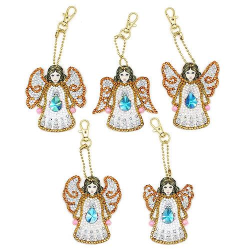 porte clés anges