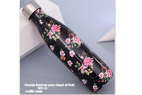 Gourde thermos chaud et froid