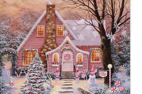 la maison rose bonbon