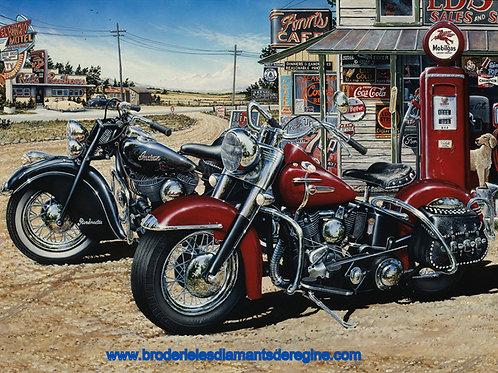 Les Harleys