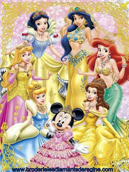 les sept princesses