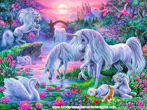 le monde des licornes