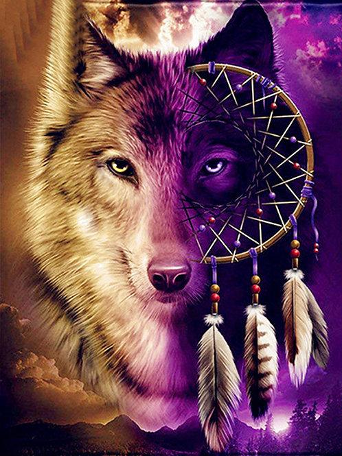 Attrape rêves loup