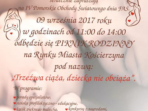 Zapraszamy do Kościerzyny na festyn rodzinny organizowany w ramach  IV Pomorskich Obchodów Światoweg