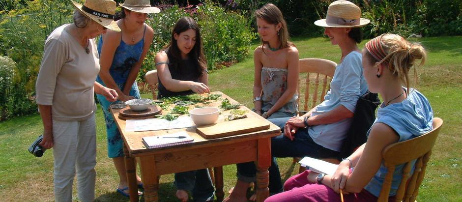 Organic Gardening and Herbs 14 - 16 Jun 2019