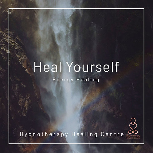 Heal Yourself Guided Meditation