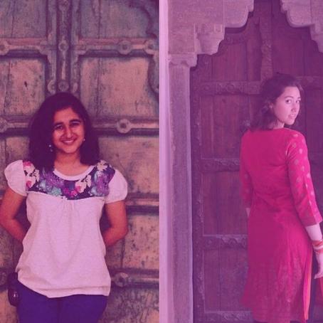 Kashish's Journey with Girlz, FTW