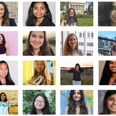Welcome to Our Inaugural Class of Girlz, FTW Mentees