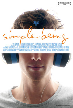Simple Being_Poster